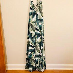 Banana Leaf Maxi Dress- Show me your Mumu